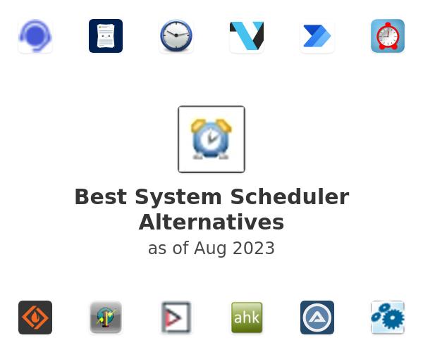 Best System Scheduler Alternatives