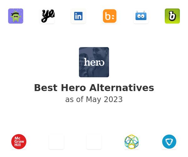 Best Hero Alternatives