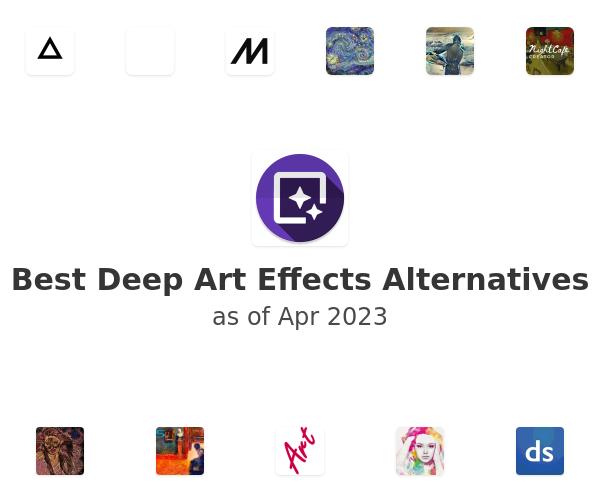Best Deep Art Effects Alternatives