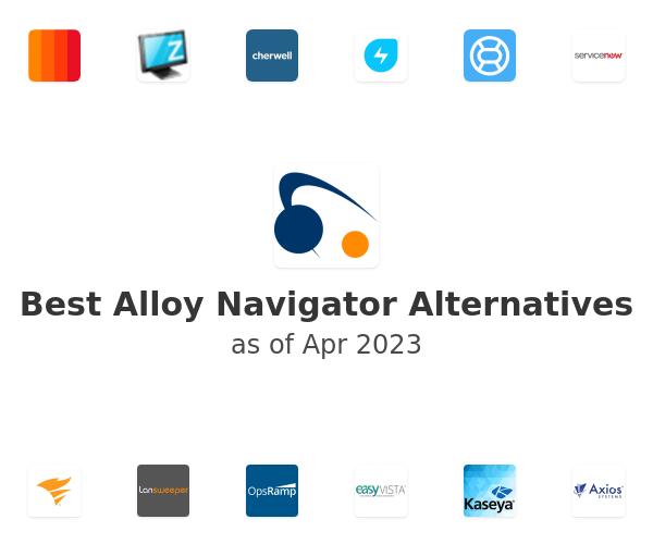 Best Alloy Navigator Alternatives