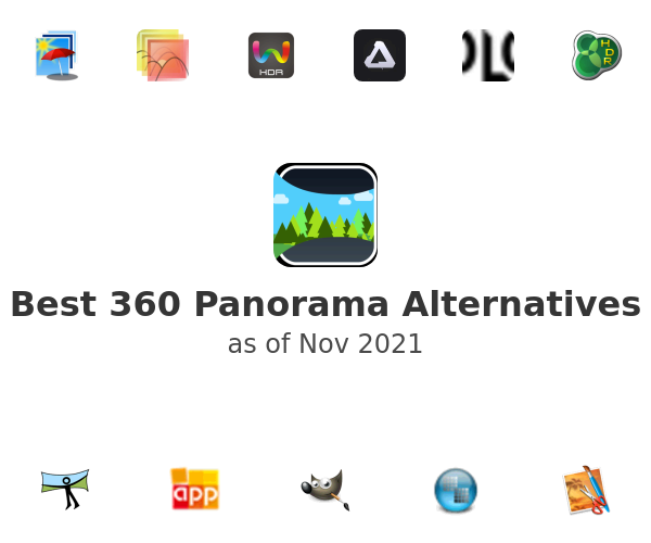 Best 360 Panorama Alternatives