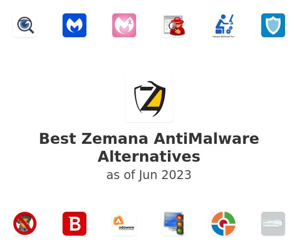Best Zemana AntiMalware Alternatives