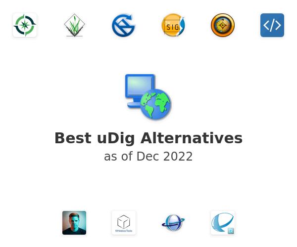 Best uDig Alternatives