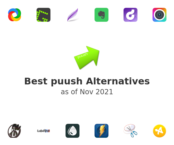 Best puush Alternatives