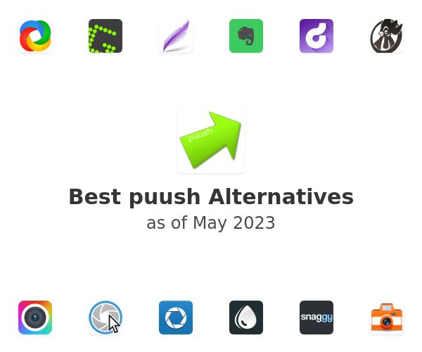 Best puush Alternatives