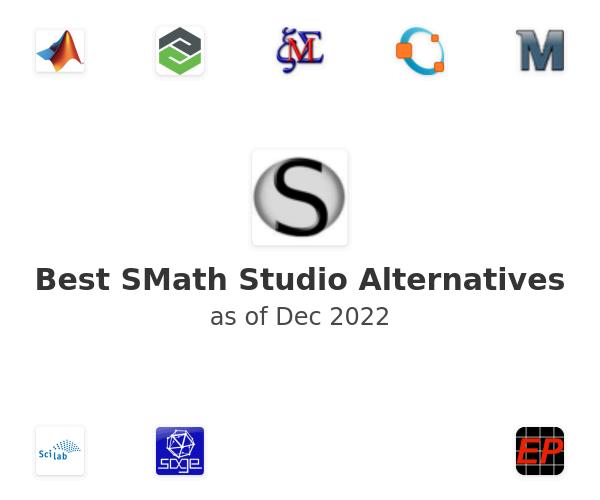 Best SMath Studio Alternatives