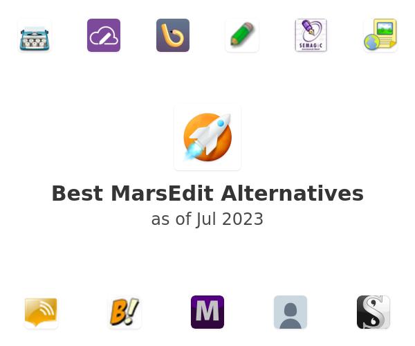 Best MarsEdit Alternatives