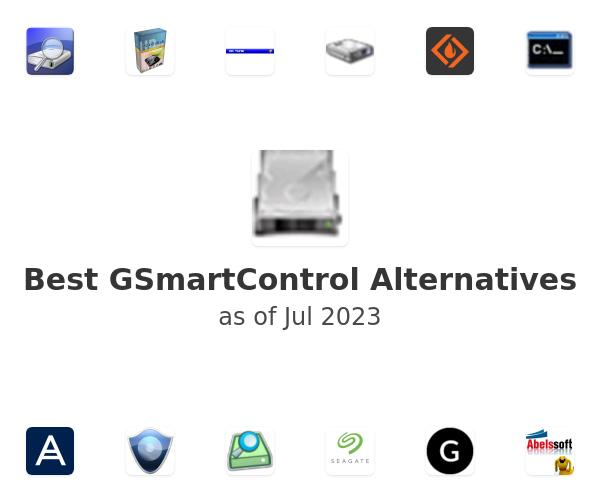 Best GSmartControl Alternatives
