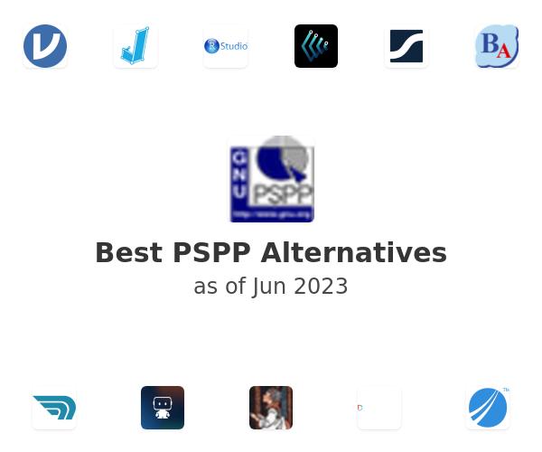 Best PSPP Alternatives