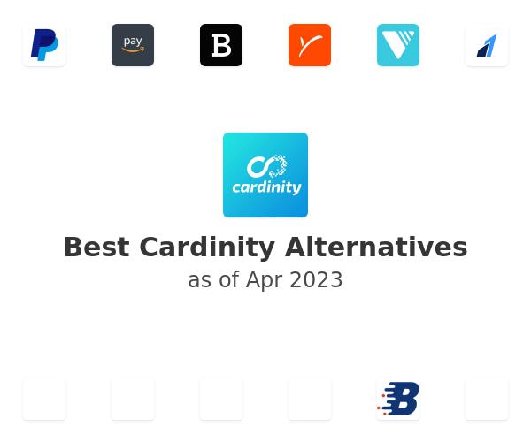 Best Cardinity Alternatives