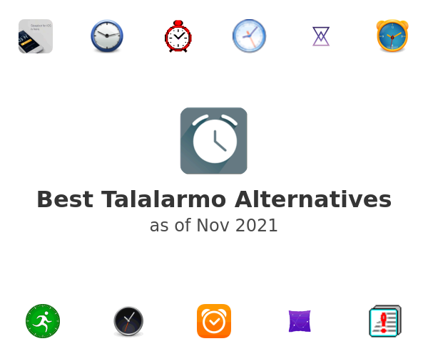 Best Talalarmo Alternatives