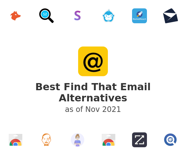 Best Find That Email Alternatives