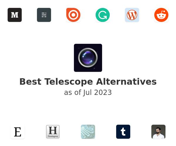 Best Telescope Alternatives