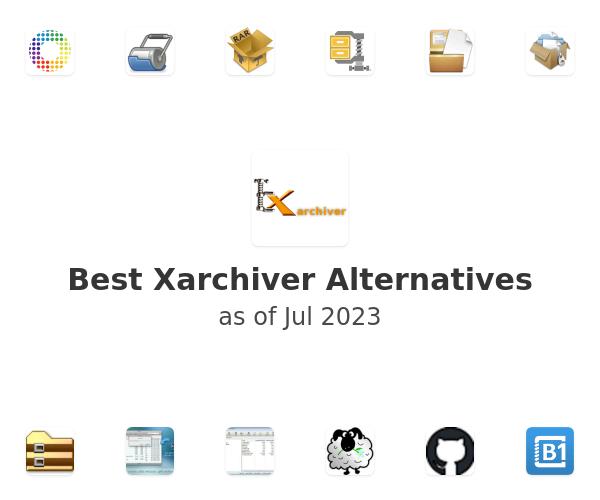 Best Xarchiver Alternatives