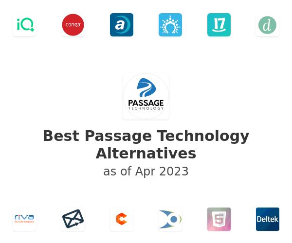 Best Passage Technology Alternatives