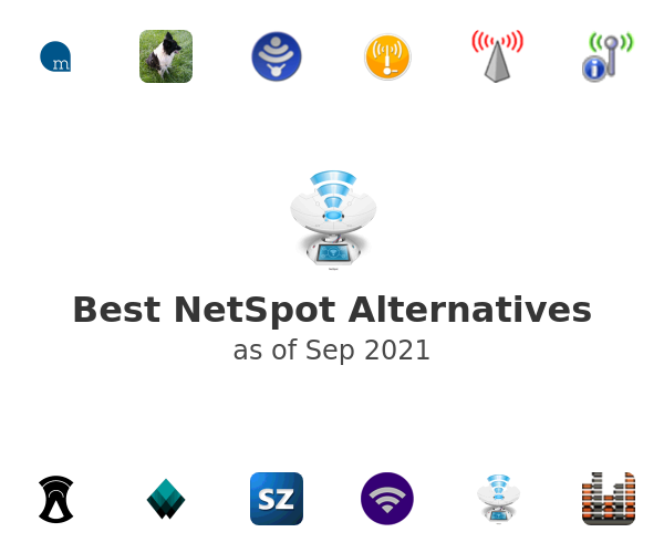Best NetSpot Alternatives