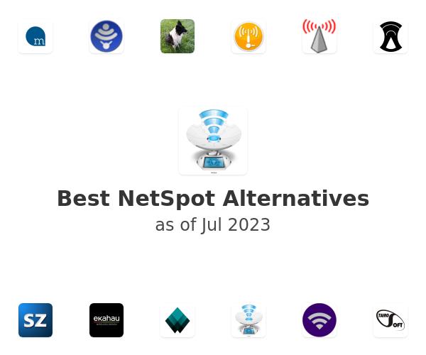 Best NetSpot Alternatives
