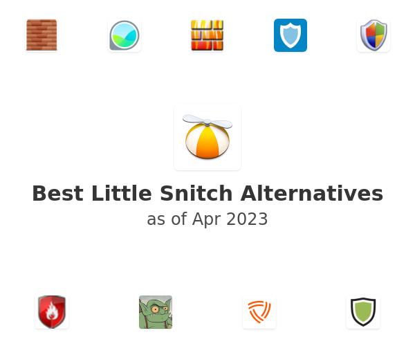 Best Little Snitch Alternatives