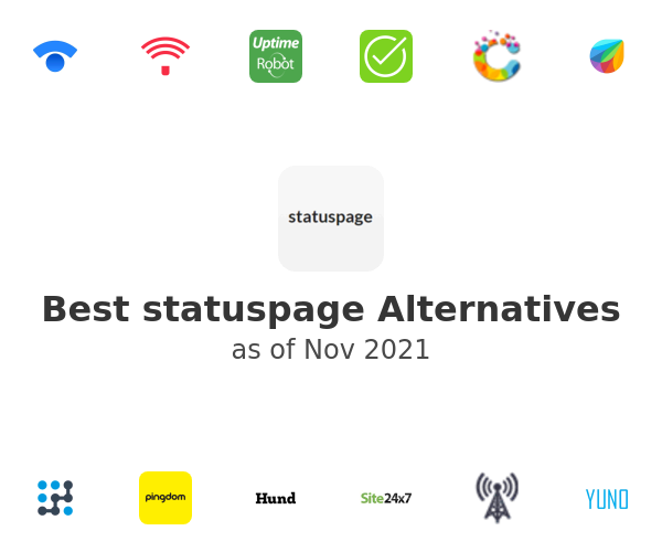 Best statuspage Alternatives