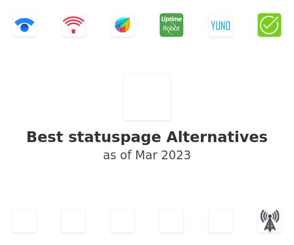 Best statuspage Alternatives
