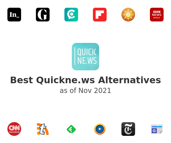 Best Quickne.ws Alternatives