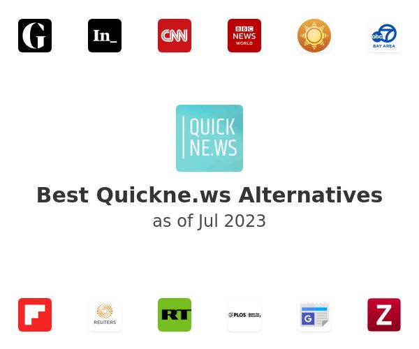 Best Quickne.ws Alternatives