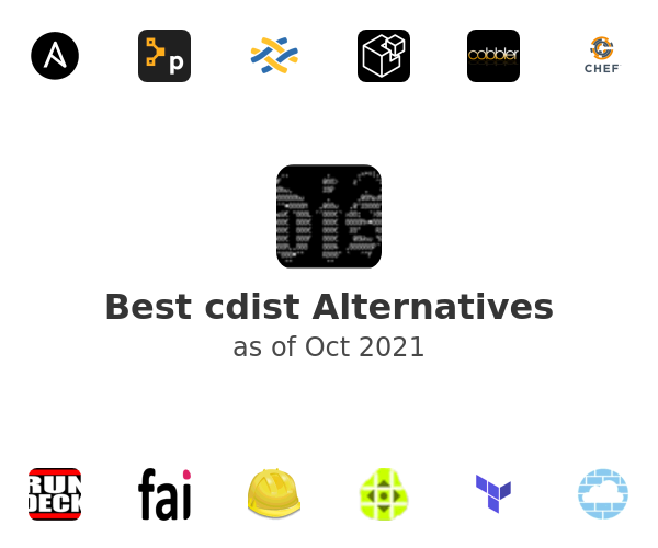 Best cdist Alternatives