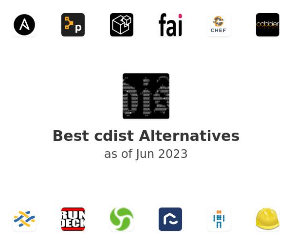 Best cdist Alternatives