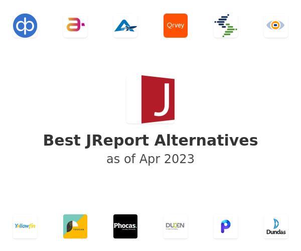 Best JReport Alternatives