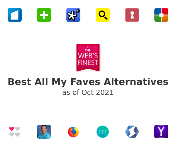 Best All My Faves Alternatives