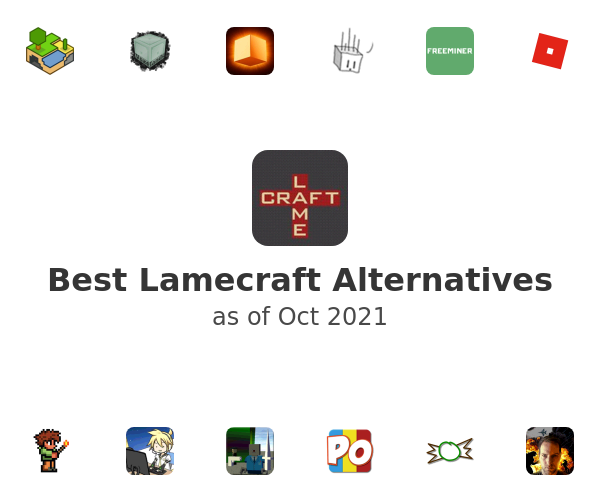 Best Lamecraft Alternatives