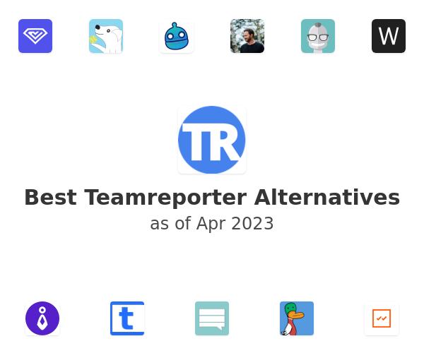 Best Teamreporter Alternatives