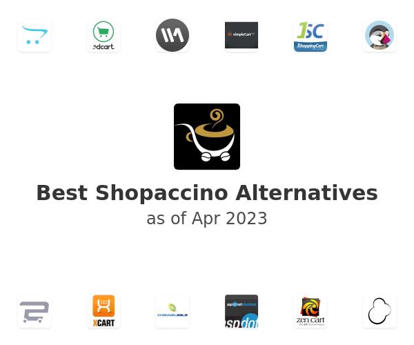 Best Shopaccino Alternatives