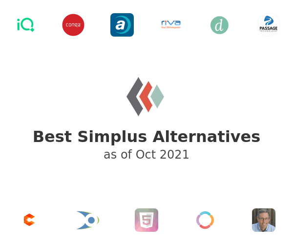 Best Simplus Alternatives