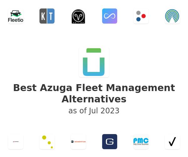 Best Azuga Fleet Management Alternatives