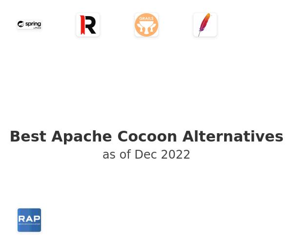 Best Apache Cocoon Alternatives