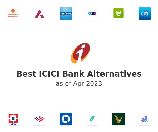 Best ICICI Bank Alternatives