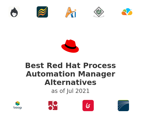 Best Red Hat Process Automation Manager Alternatives