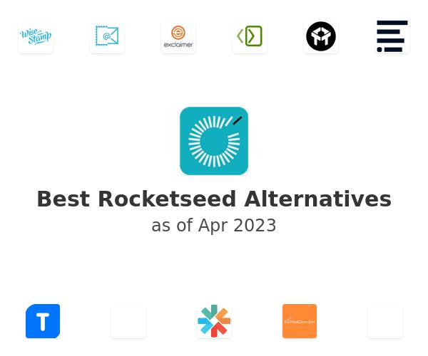 Best Rocketseed Alternatives