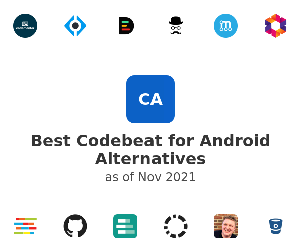 Best Codebeat for Android Alternatives