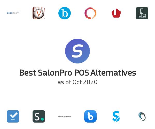 Best SalonPro POS Alternatives