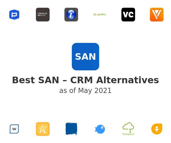 Best SAN – CRM Alternatives