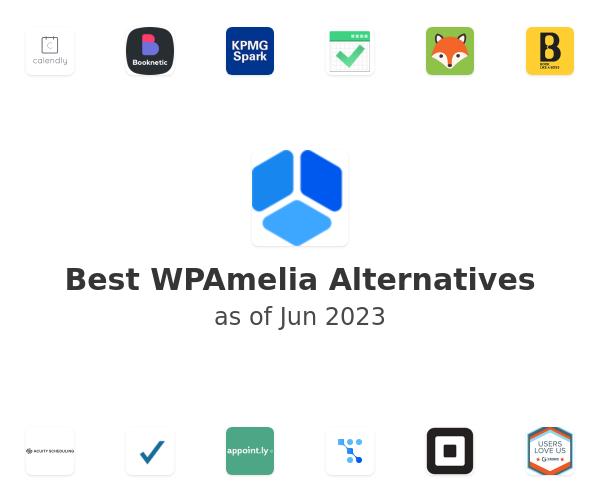 Best WPAmelia Alternatives