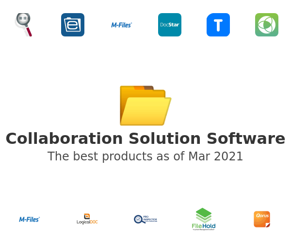 Collaboration Solution Software