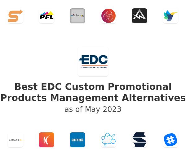 Best EDC Custom Promotional Products Management Alternatives