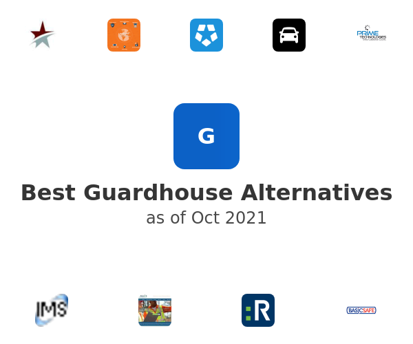 Best Guardhouse Alternatives