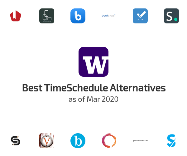 Best TimeSchedule Alternatives