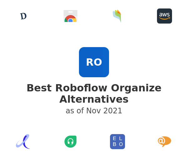 Best Roboflow Organize Alternatives