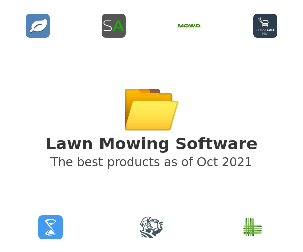 Lawn Mowing Software