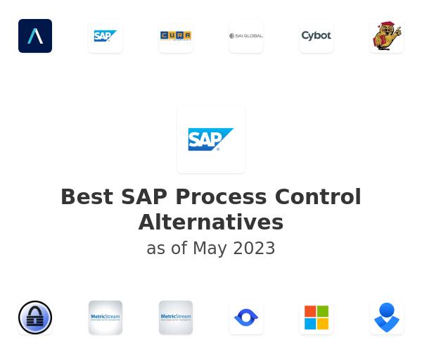 Best SAP Process Control Alternatives